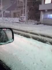 秋田県の雪